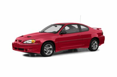 3/4 Front Glamour 2003 Pontiac Grand Am