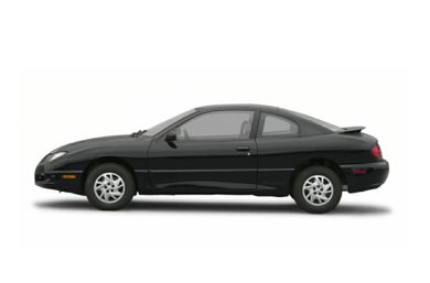 90 Degree Profile 2003 Pontiac Sunfire