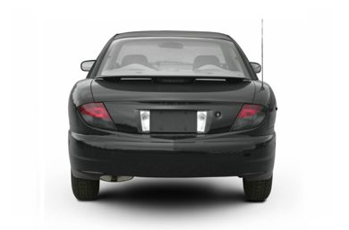 Rear Profile  2003 Pontiac Sunfire