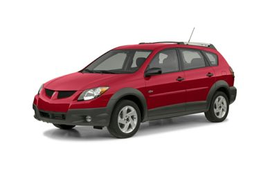 3/4 Front Glamour 2003 Pontiac Vibe