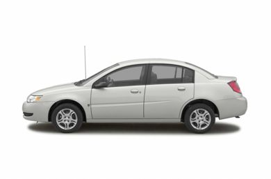 90 Degree Profile 2003 Saturn ION