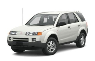 3/4 Front Glamour 2003 Saturn VUE