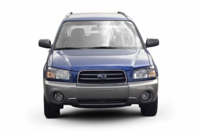 Grille  2003 Subaru Forester