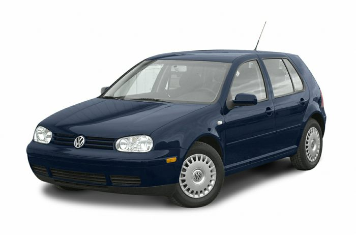 2003 volkswagen golf specs safety rating mpg carsdirect. Black Bedroom Furniture Sets. Home Design Ideas