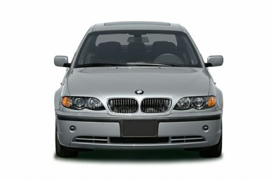 Grille  2004 BMW 330