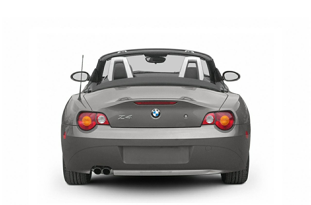 2004 Bmw Z4 Specs Safety Rating Amp Mpg Carsdirect