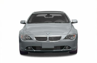 Grille  2004 BMW 645