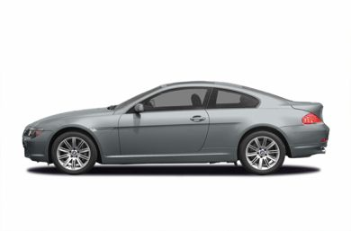 90 Degree Profile 2004 BMW 645