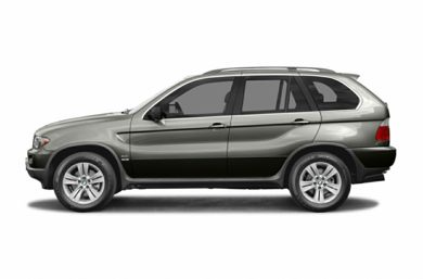 90 Degree Profile 2004 BMW X5
