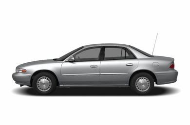 90 Degree Profile 2004 Buick Century