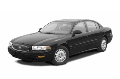 3/4 Front Glamour 2004 Buick LeSabre