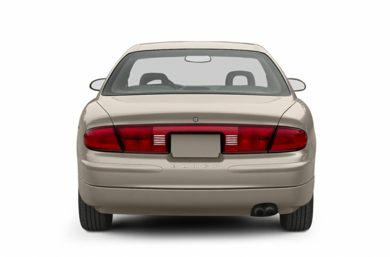 Rear Profile  2004 Buick Regal