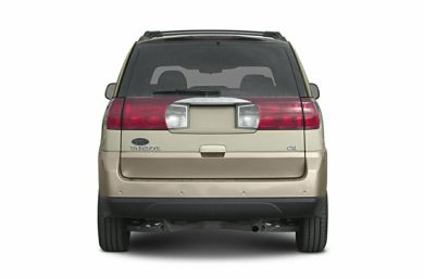 Rear Profile  2004 Buick Rendezvous