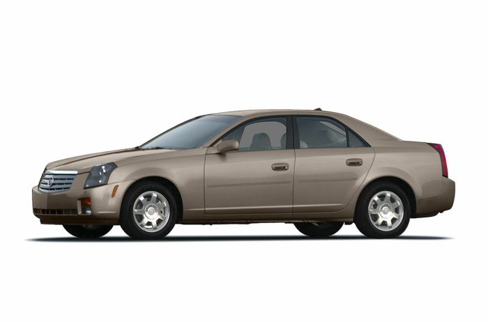 2004 cadillac cts specs safety rating mpg carsdirect. Black Bedroom Furniture Sets. Home Design Ideas