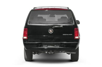 Rear Profile  2004 Cadillac Escalade