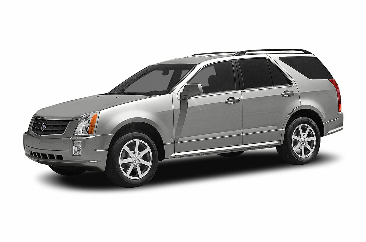 2004 Cadillac Srx Specs Safety Rating Amp Mpg Carsdirect