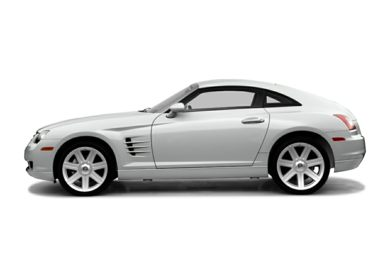90 Degree Profile 2004 Chrysler Crossfire