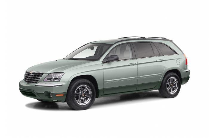 2004 chrysler pacifica specs safety rating mpg carsdirect. Black Bedroom Furniture Sets. Home Design Ideas