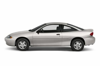 90 Degree Profile 2004 Chevrolet Cavalier