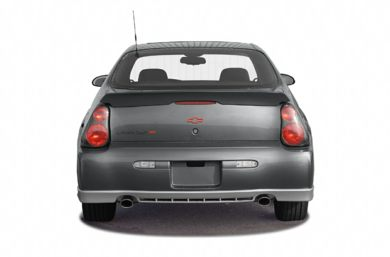 Rear Profile  2004 Chevrolet Monte Carlo