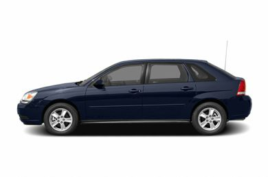 90 Degree Profile 2004 Chevrolet Malibu MAXX