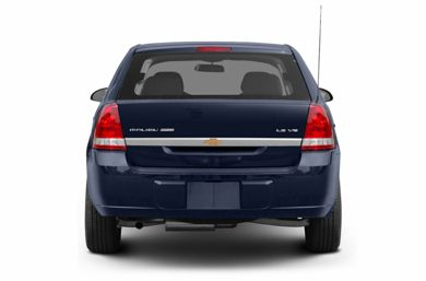 Rear Profile  2004 Chevrolet Malibu MAXX