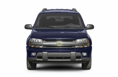 Grille  2004 Chevrolet TrailBlazer EXT