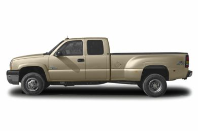90 Degree Profile 2004 Chevrolet Silverado 3500