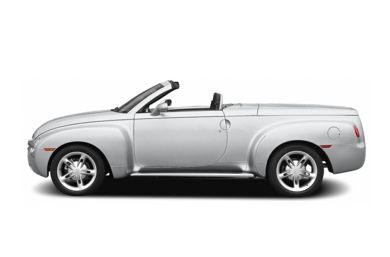 90 Degree Profile 2004 Chevrolet SSR