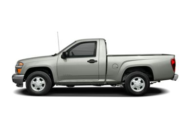 90 Degree Profile 2004 Chevrolet Colorado