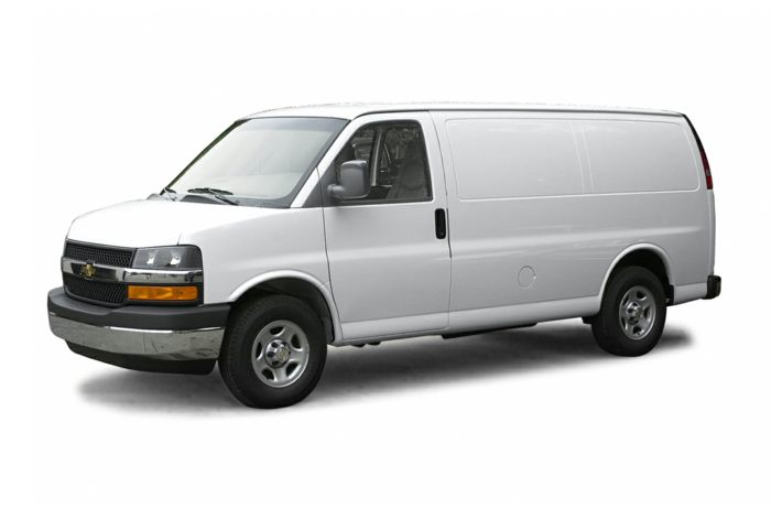 2004 chevrolet express specs safety rating mpg carsdirect. Black Bedroom Furniture Sets. Home Design Ideas