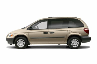 90 Degree Profile 2004 Dodge Caravan