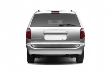Rear Profile  2004 Dodge Grand Caravan
