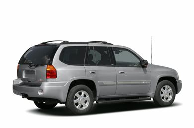 3/4 Rear Glamour  2004 GMC Envoy
