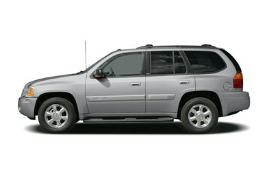 90 Degree Profile 2004 GMC Envoy