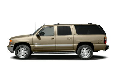 90 Degree Profile 2004 GMC Yukon XL 2500
