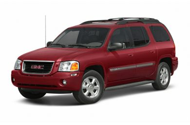 3/4 Front Glamour 2004 GMC Envoy XL