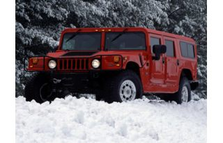 OEM Exterior Primary  2004 HUMMER H1