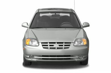 Grille  2004 Hyundai Accent