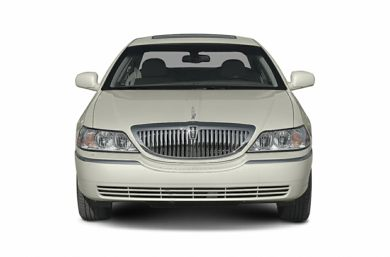 Grille  2004 Lincoln Town Car