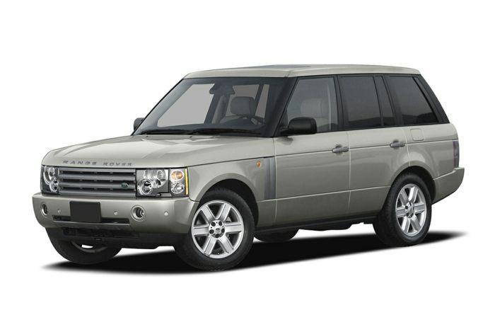 2004 land rover range rover specs safety rating mpg carsdirect. Black Bedroom Furniture Sets. Home Design Ideas