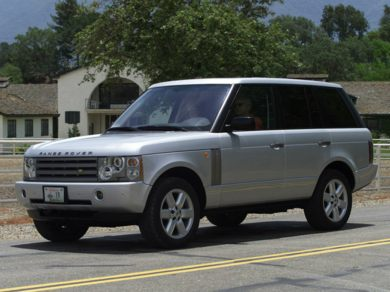 OEM Exterior Primary  2004 Land Rover Range Rover