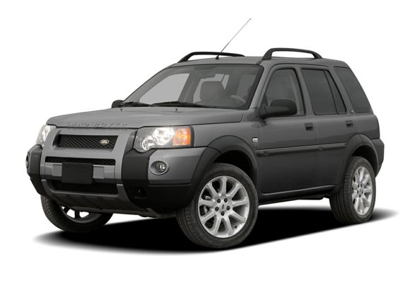 2004 land rover freelander pictures photos carsdirect. Black Bedroom Furniture Sets. Home Design Ideas