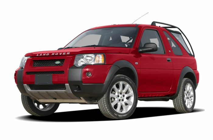 2004 land rover freelander specs safety rating mpg. Black Bedroom Furniture Sets. Home Design Ideas