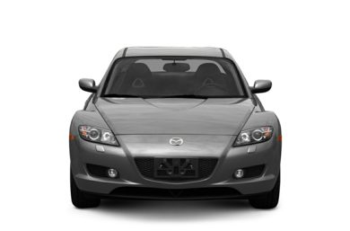 Grille  2004 Mazda RX-8