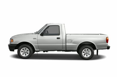 90 Degree Profile 2004 Mazda B3000