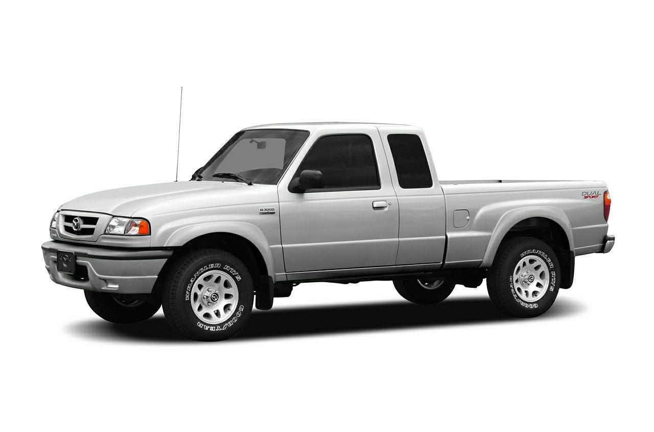 2004 Mazda B3000 SE 4x2 Cab Plus 4 125.9 in. WB 2004 Mazda B3000 DS ...