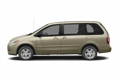 90 Degree Profile 2004 Mazda MPV