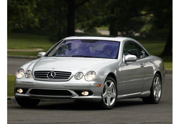 2004 mercedes benz cl55 amg pictures photos carsdirect for Mercedes benz cl55 amg price