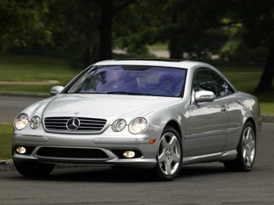 OEM Exterior Primary  2004 Mercedes-Benz CL500
